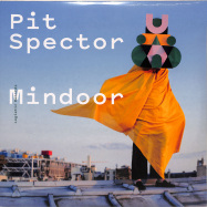 Front View : Pit Spector - MINDOOR (2X12 INCH) - Logistic Records / LOG73LP