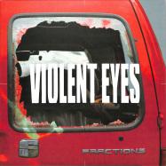 Front View : Fractions - VIOLENT EYES (LP) - Fleisch / F021