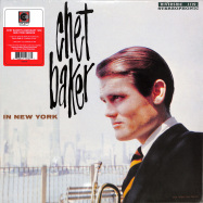 Front View : Chet Baker - IN NEW YORK (VINYL) (LP) - Concord Records / 7219767