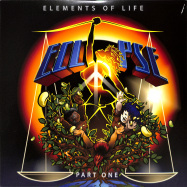 Front View : Elements Of Life - ECLIPSE (PART ONE) (2LP) - Vega Records  / VR206