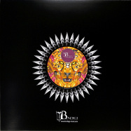 Front View : NTFO - OVERDOSE EP (2021 REPRESS) (180G VINYL, NEW SLEEVE ARTWORK) - Bondage Music / BOND12055