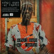 Front View : Kondi Band - WE FAMOUS (CD) - Strut / STRUT232CD / 05211982