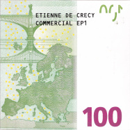 Front View : Etienne De Crecy - COMMERCIAL EP1 - Pias / Solid sld068