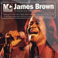 Front View : James Brown - THE ESSENTIAL JAMES BROWN (CD) - Mastercuts / MCUTACD17