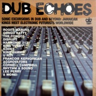 Front View : Various Artists - DUB ECHOES (3LP) - Soul Jazz Records / SJRLP201
