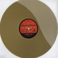 Front View : Mihalis Safras - RUBBER EP (COLOURED VINYL, INCL HUGO RMX) - Material Series / Material016