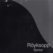 Front View : Royksopp - SENIOR (LP) - Wall Of Sound / wos080lp