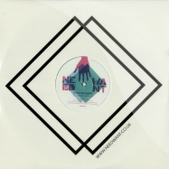 Front View : Bonar Bradbery - YOU WERE AWAY EP - Needwant / NEEDW019