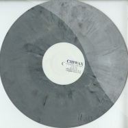 Front View : K-Alexi - 1000 SHADES OF K (GREY MARBLED VINYL) - Chiwax Classic Edition / CCE001