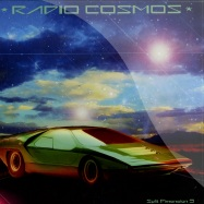 Front View : Radio Cosmos - SPLIT DIMENSION 3 (LP) - Radio Cosmos / RCSD03