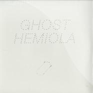 Front View : Stefan Goldmann - GHOST HEMIOLA 132 EMPTY LOCKED GROOVES (2X12 INCH) - Macro Recordings / MacroM22R