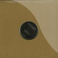 Front View : Reference - GHETTO NEBULA (BLUE VINYL) - 200 Black 002