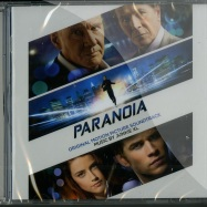 Front View : Junkie XL - PARANOIA / OST (CD) - Sony Music / 88883729932