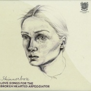 Front View : Skinnerbox - LOVE SONGS FOR THE BROKEN HEARTED - Treat Your DJ Right / TURDJR007