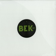 Front View : Gary Beck / Mark Broom - BORDERS - Bek Audio / BEK021