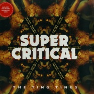 Front View : The Ting Tings - SUPER CRITICAL (LP + MP3) - Pias UK / 39133451