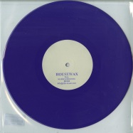 Front View : M.S. - SLOMO GROOVES (BLUE 10 INCH) - Housewax / H1003