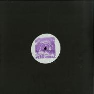 Front View : Christopher Joseph - OUTSIDE THE LINES (VINYL ONLY) - Flexxseal / FLEXXSEAL005