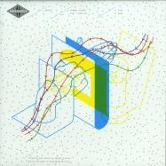 Front View : Andrei Ciubuc - JUST / SELF EP (180G VINYL, FULL COLOUR SLEEVE ) - Anakronik / AKR03