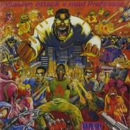 Front View : Massive Attack vs Mad Professor - NO PROTECTION (LP, 180GR + MP3) - Virgin / Universal / 5700963