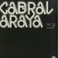 Front View : Daniel Araya / Marcos Cabral - SPLIT 02 - Endless Illusion / ENDILL011