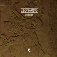Front View : Leonardo - ORIGIN EP - Etheric Recordings / ETHRC 001
