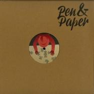 Front View : Session Victim - PUZZLE EP (VRIL & IRON CURTIS REMIX) (VINYL ONLY) - Pen & Paper / P&P01