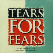 Front View : Tears For Fears - HEAD OVER HEELS (RSD 2018) - Virgin / VST2163