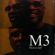 Front View : DJ Jazzy Jeff - M3 (2X12 INCH GATEFOLD LP) - Playlist Music / M3001V