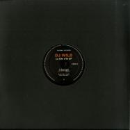 Front View : DJ W!LD - LA CITE DOR EP (CAB DRIVERS REMIX) - Cardinal / CAR014