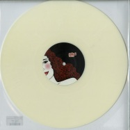 Front View : Unknown Artist - QNQN 1415 (TRANSPARENT WHITE / VINYL ONLY) - QNQN / QNQN1415C
