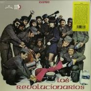 Front View : Los Revolucionarios - LOS REVOLUCIONARIOS (180G LP) - Vampisoul / VAMPI 191 / 00133781