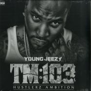Front View : Young Jeezy - TM:103 HUSTLERZ AMBITION (2LP) - Def Jam / 7783022