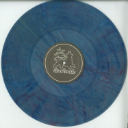 Front View : Tim Reaper / Tommy The Cat - HIT BY A WINDMILL (PURPLE MARBLED VINYL) - Cat In The Bag / CITB004