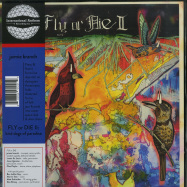 Front View : Jaimie Branch - FLY OR DIE II: BIRD DOGS OF PARADISE (LP) - International Anthem / IARC027LP / 05181961