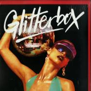 Front View : Various Artists - GLITTERBOX - HOTTER THAN FIRE, PART 2 (2LP) - Defected - Glitterbox / DGLIB22LP2
