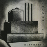 Front View : Chel White - AUTOMATON (LP, 140 G VINYL) - Platform 23 / PLA 037