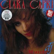 Front View : Clara Capri - MAUDIT DJ - Discomatin / Discomat006