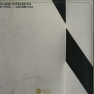 Front View : Claro Intelecto - IN VITRO VOLUME ONE (2LP) - Delsin / 141DSR