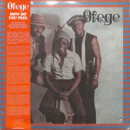 Front View : Ofege - HOW DO YOU FEEL (180G LP) - Tidal Waves Music / TWM046 / 00139009