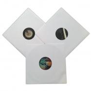 Front View : Lewis Fautzi / DYAD / Developer - TSUNAMI RECORDS SALES PACK 001 (3X12 INCH) - Tsunami Records / TSUPACK001