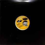 Front View : Lou Gorbea & Jose Burgos Feat. Nina Hernandez - MADRE FEAT NINA HERNANDEZ (INC LUCIANO / FNX OMAR / SANO REMIXES) (2x12 INCH) - Nervous Records / NER24986