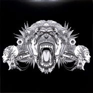 Front View : Sascha Dive - CORNERSTONE EP (180 G VINYL ONYL) - Bondage Music / BOND12056