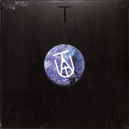 Front View : Adana Twins, Echonomist - SUBWAY YARD EP - TAU / TAU019