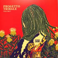 Front View : Progetto Tribale incl. Donato Dozzy - VOLUME 7 - Danza Tribale / DNZT008