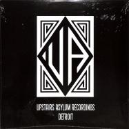 Front View : Norm Talley, Moodymann, Omar-S, D Julz - DET-313-EP - Upstairs Asylum Recordings / UAR001