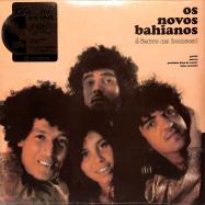 Front View : Os Novos Baianos - FERRO NA BONECA (180G LP) - Polysom / 332261