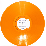 Front View : Brawther - THE DRIVER / BASIX (DEEP MIX) (LTD ORANGE VINYL) - Cabinet Records / cab59
