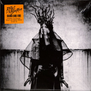 Front View : The Brides Of The Black Room - BLOOD AND FIRE (LP, 180G GATEFOLD) - Icons Creating Evil Art / ICEALP254