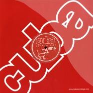Front View : Eye One - THE ROCKIN SAMBA EP - Cuba016
